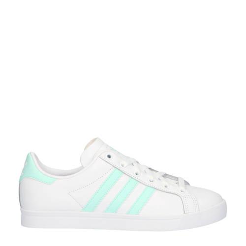 adidas originals Coast Star sneakers wit/mintgroen | Sneaker ...