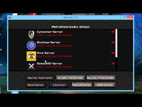 Hilfe Minecraft Problem Javanetconnectexception Connection Timed - Minecraft lan spielen mit einem account