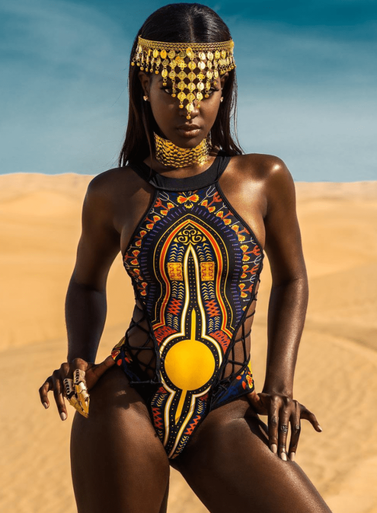 267c30efbd Designer Buki Ade is dominating the swimwear industry through her  culturally inclusive designs, called Bfyne. Bfyne swimwear is bold with  amazing cut outs.