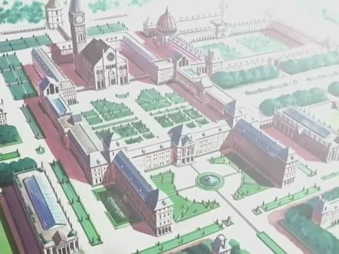 Manga Japanese High School Buildings School Already Claimed