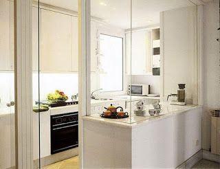 Arredamento e dintorni: cucine open space ma separate home style