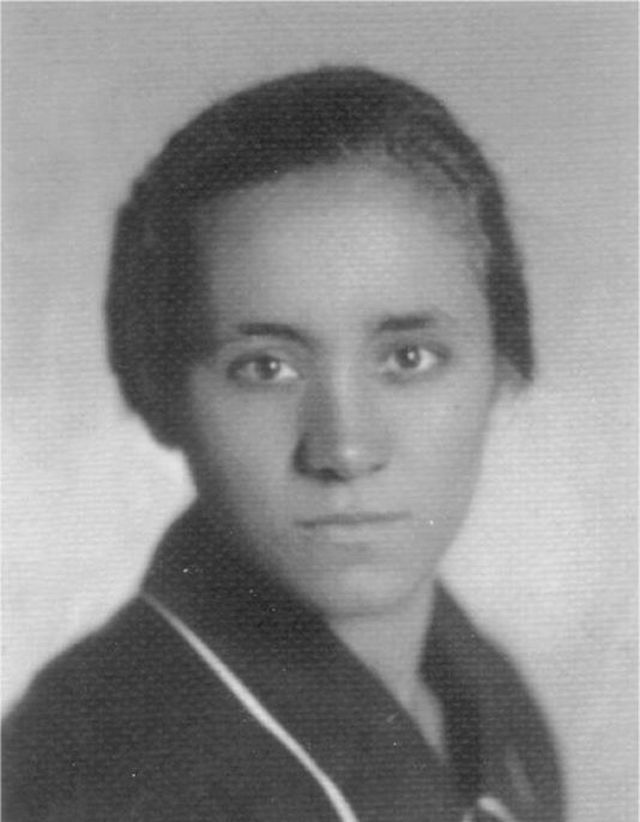 Mutter Teresa Jung