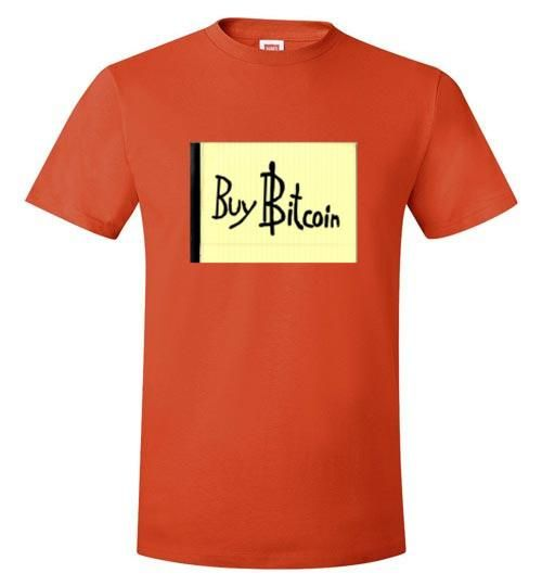 Buy Bitcoin Shirt
