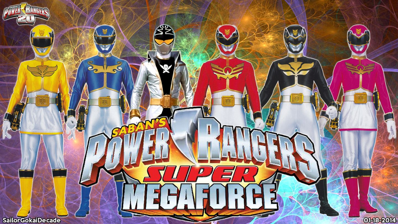 Power Rangers Super Megaforce Wallpaper Hd Resolution Riv Movie
