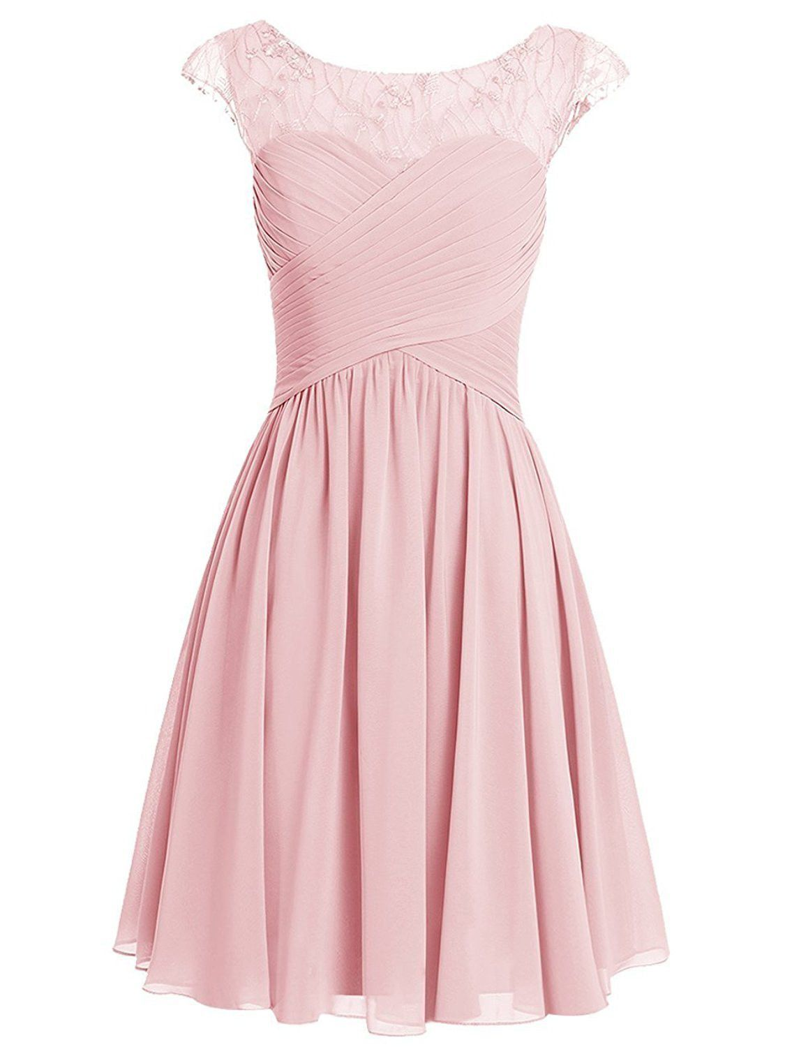 Pink Homecoming Dress,Cute Homecoming Dress,Short Prom Dress,Juniors ...