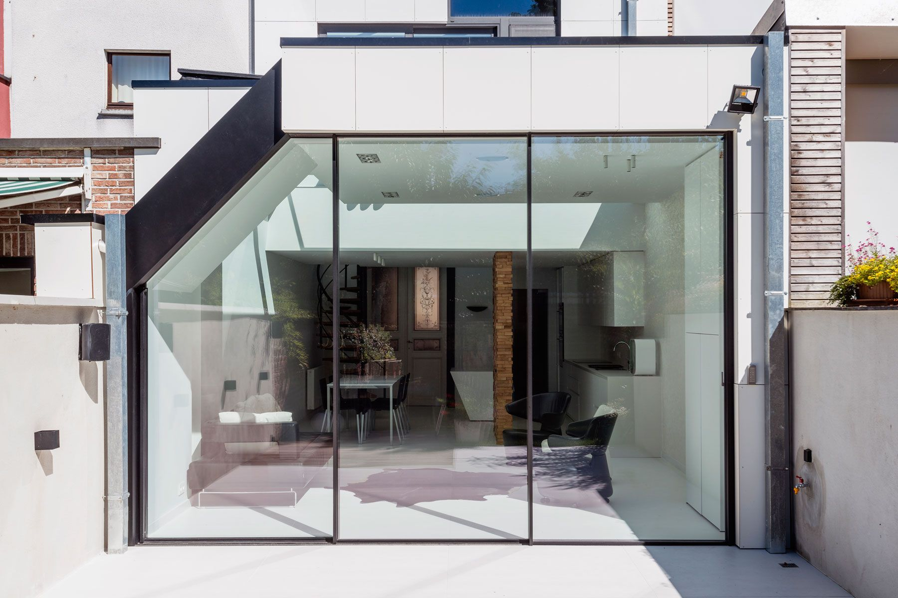 House Extension Suppliers Sourcebook Window Design Minimalism House Extensions
