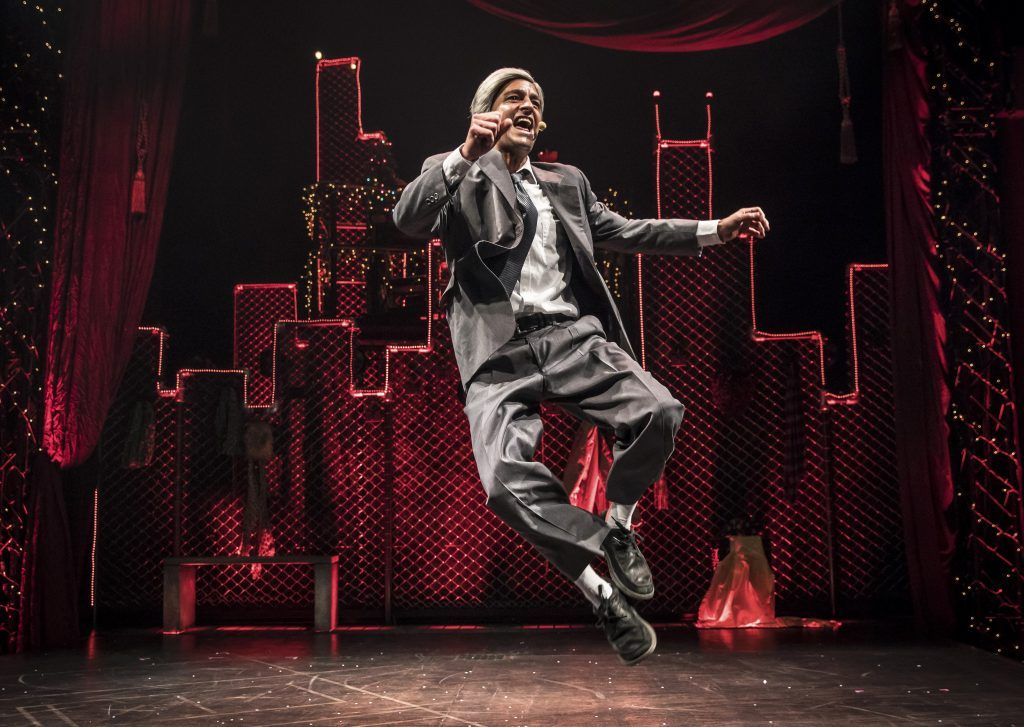 Review: 'Q Brothers Christmas Carol' a dickens of a show   Brother christmas, Christmas carol ...