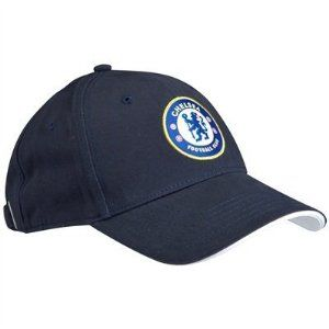 7e7848ef69f Chelsea Baseball Cap - Navy Navy baseball cap with club crest 100% Official  Licensed Product Adult One size Adjustable £6.58