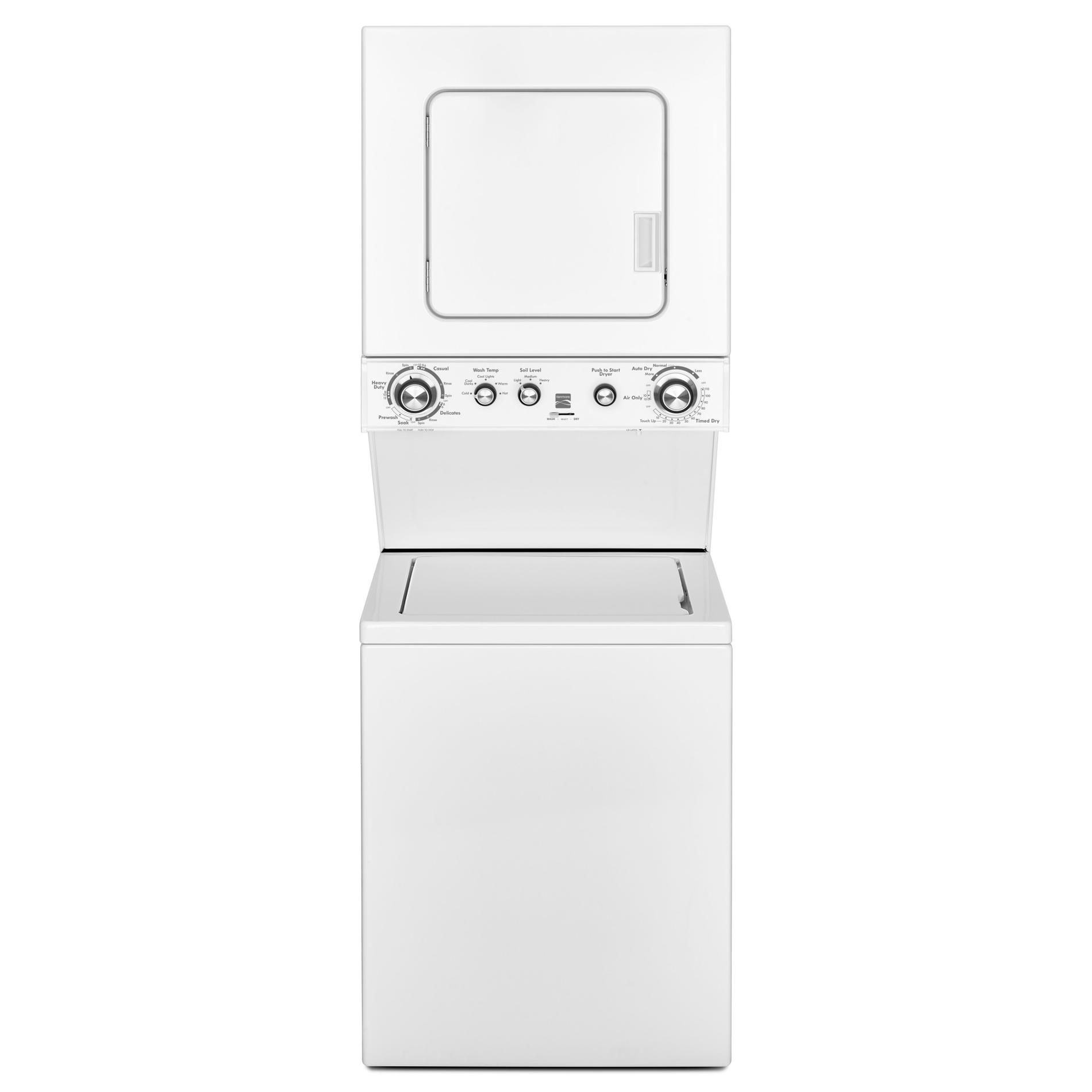 Kenmore 81422 Electric Laundry Center Skip The Laundromat And