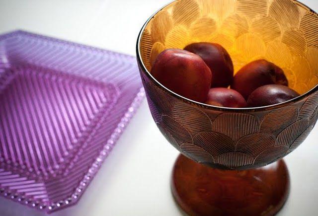 Glassware by Heikki Orvola