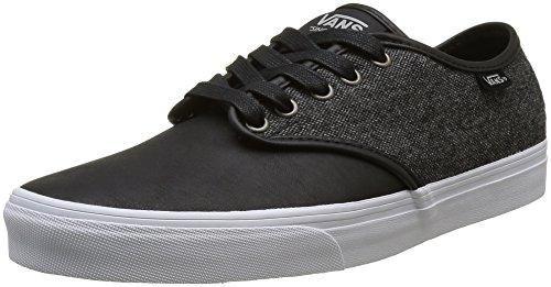 Vans - Chaussures Pour Les Hommes, Couleur Noire, Taille 40 Eu