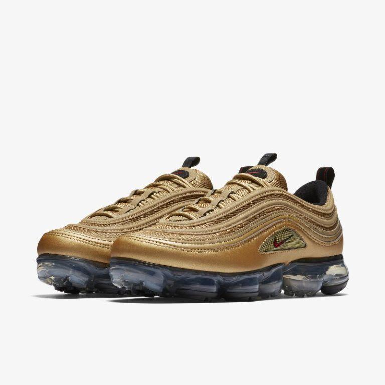 b4337d5708a AJ7291-700 Nike Air Vapormax 97 Metallic Gold (6)