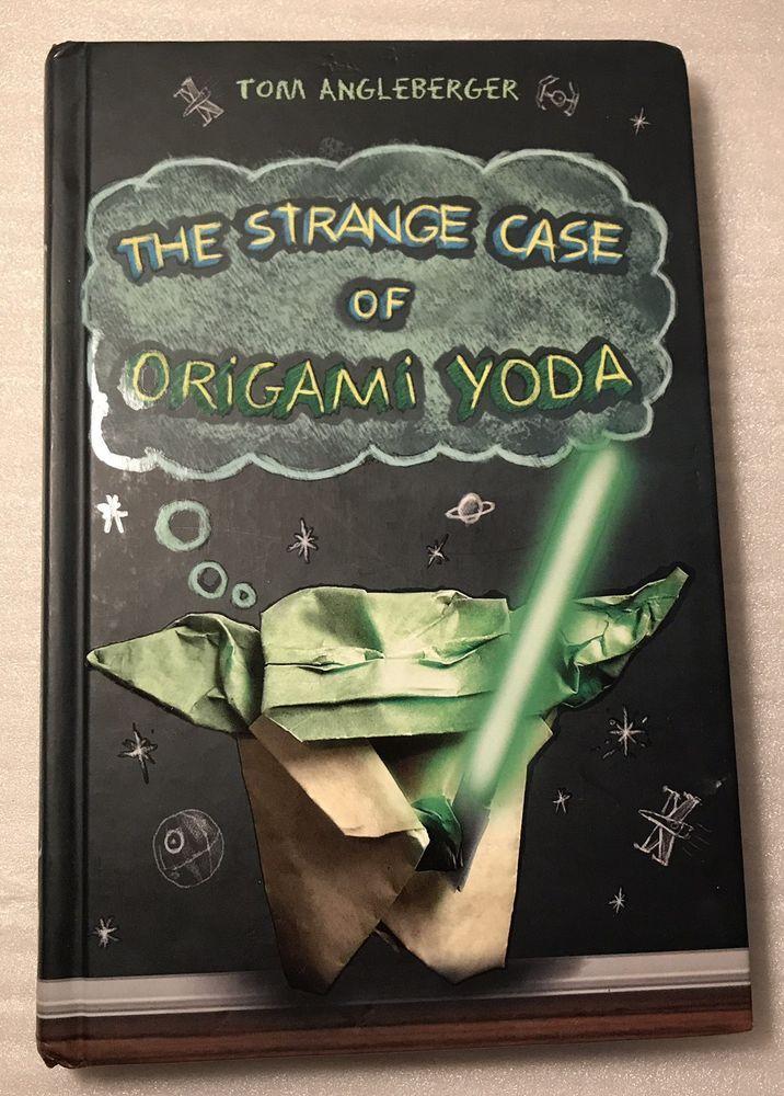 The Strange Case Of Origami Yoda Origami Yoda 1 Angleberger