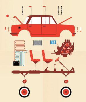 A Routine Car Maintenance Schedule Car Maintenance Car Care Repair And Maintenance