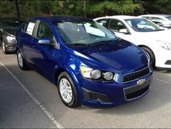 2014 Chevrolet Sonic Lt Auto 4 Dr Sedan Fwd Chevrolet Sonic Cars For Sale Chevrolet