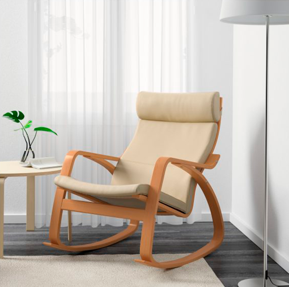 Las sillas mecedoras proyectan calidez en las habitaciones, además, son perfectas para chicos y grandes. ¿Te gustan?   #LópezCotilla #Guadalajara #GrupoLarMéxico #Jalisco #Muebles #Mecedoras #Hogar #Home