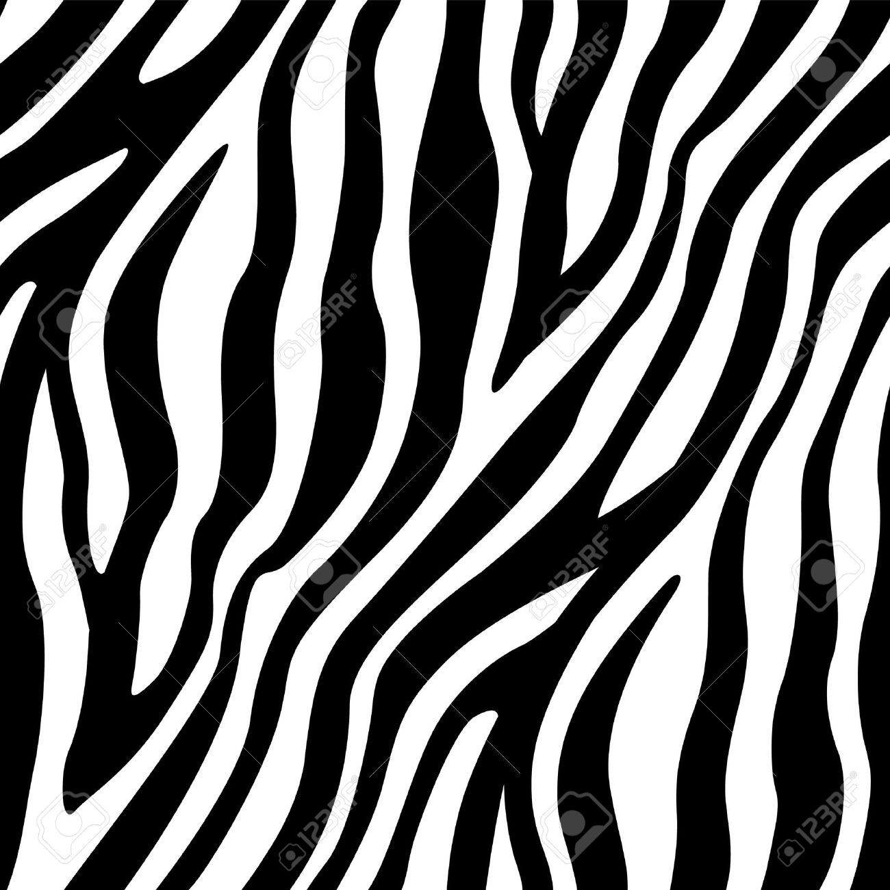 Zebra Stripes Seamless Pattern Sponsored Stripes Zebra