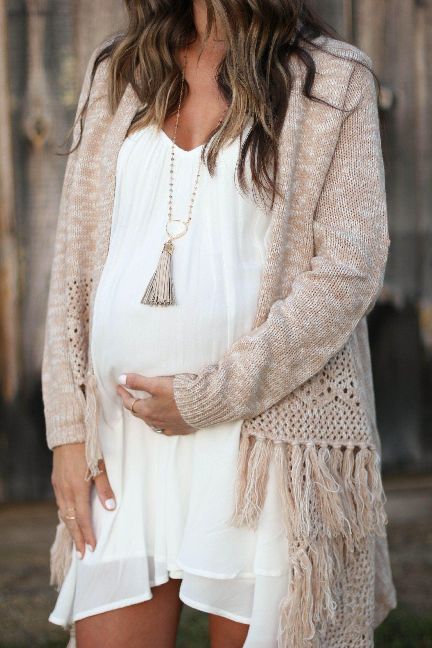 Flowy Maternity Summer Dresses