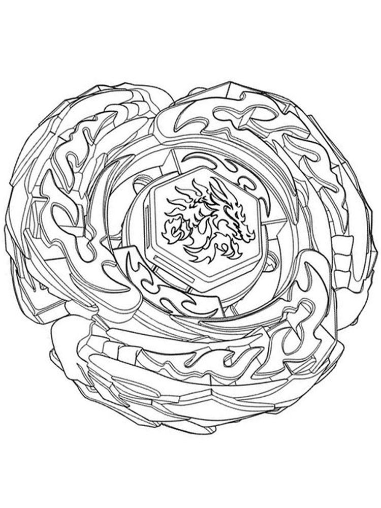 Beyblade Burst Turbo Coloring Pages | Coloring Page Blog