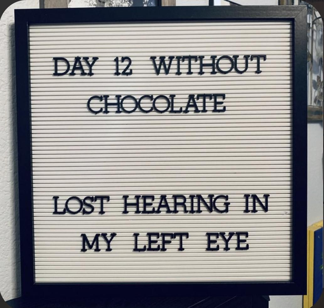 Chocolate is life !!!!!