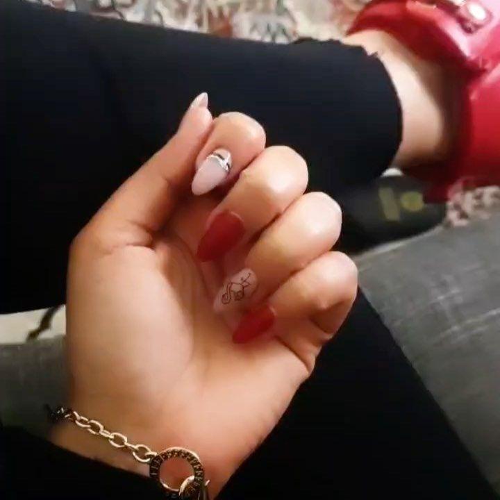 ❤️ #nails #nailsofinstagram #nails💅 #nailart #nailsonfleek #nailsoftheday #nails2inspire #nailsaddict #nailstyle #nailsnailsnails #qatar #doha #rednails