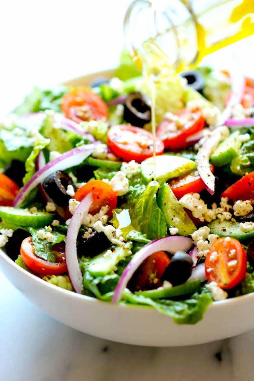 20 recettes de salades délicieuses à savourer tout l'été ...
