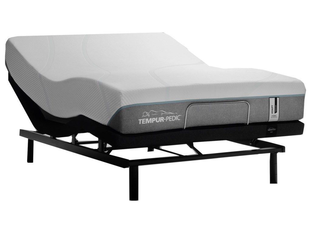 Be Treated Like The Queen That You Are With This 11 Tempur Pedic Mattress With Adjustable Base Hybrid Mattress Tempurpedic Mattress Mattress Furniture Tempur pedic cloud prima reviews