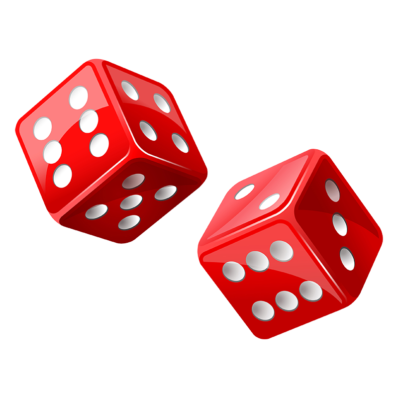 Red Dice Png