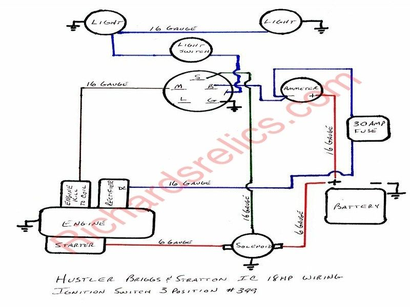 Intek Briggs And Stratton Wiring Diagram Wiring Forums Wire Diagram Electronic Distributors