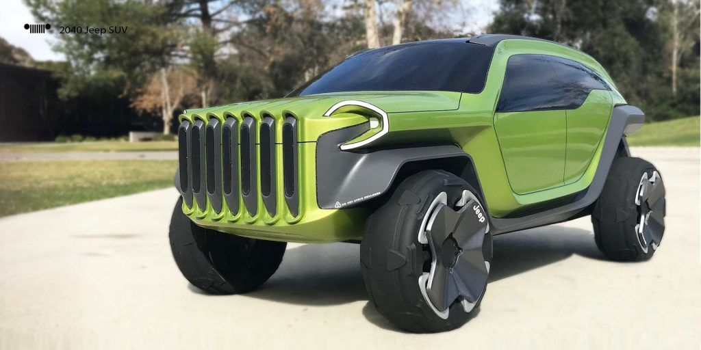 Jeep Developing Ultra-Compact Off-Roader To Rival Suzuki Jimny