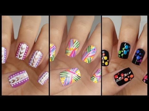 Easy Nail Art For Beginners 13 Go To This Link To Watch The