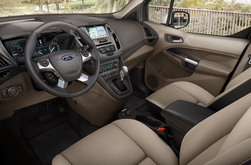 2020 Ford Transit Connect Exterior Interior Release Date Price