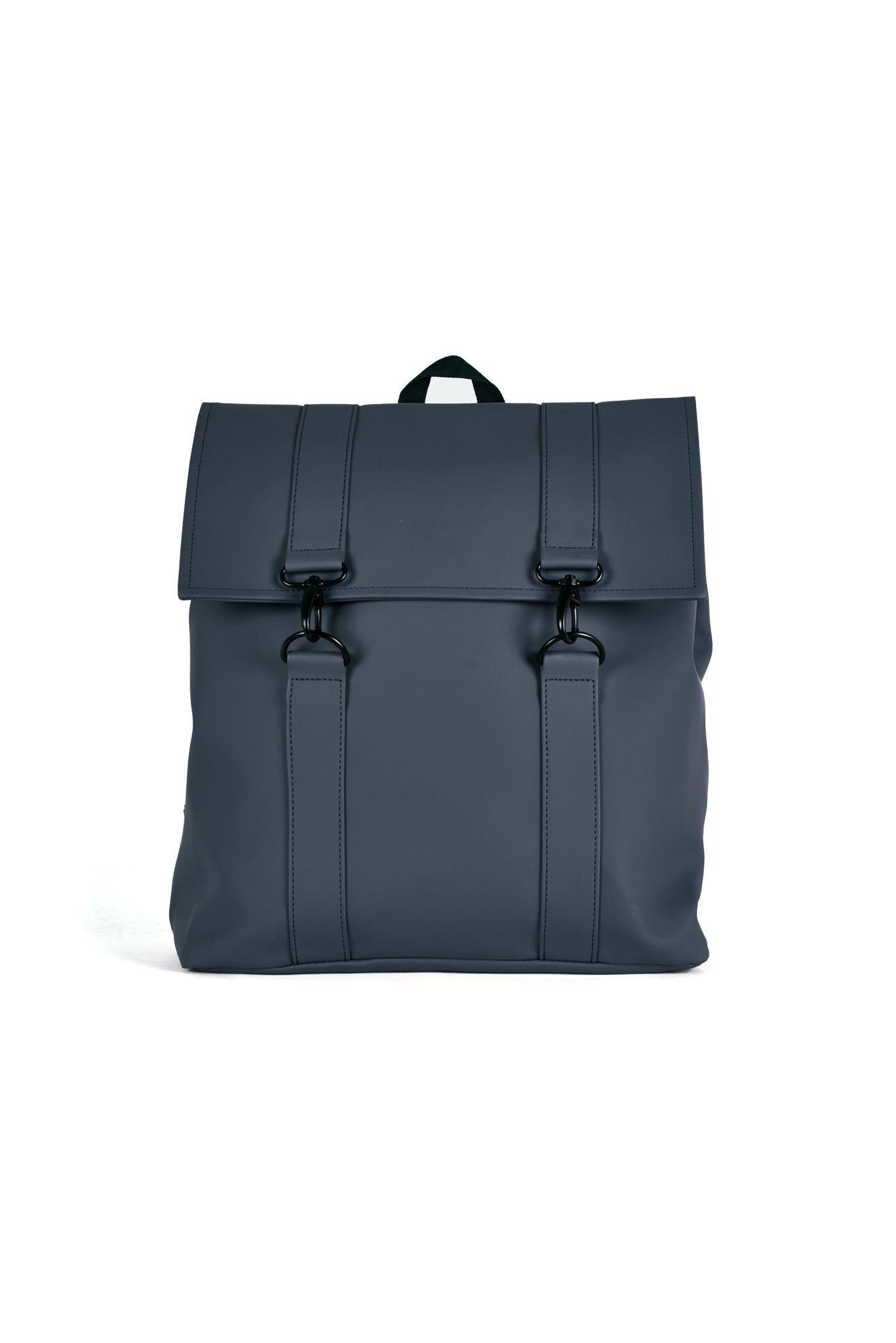 Msn Bag Blue Rains Rainwear Modern Danish Design Objects