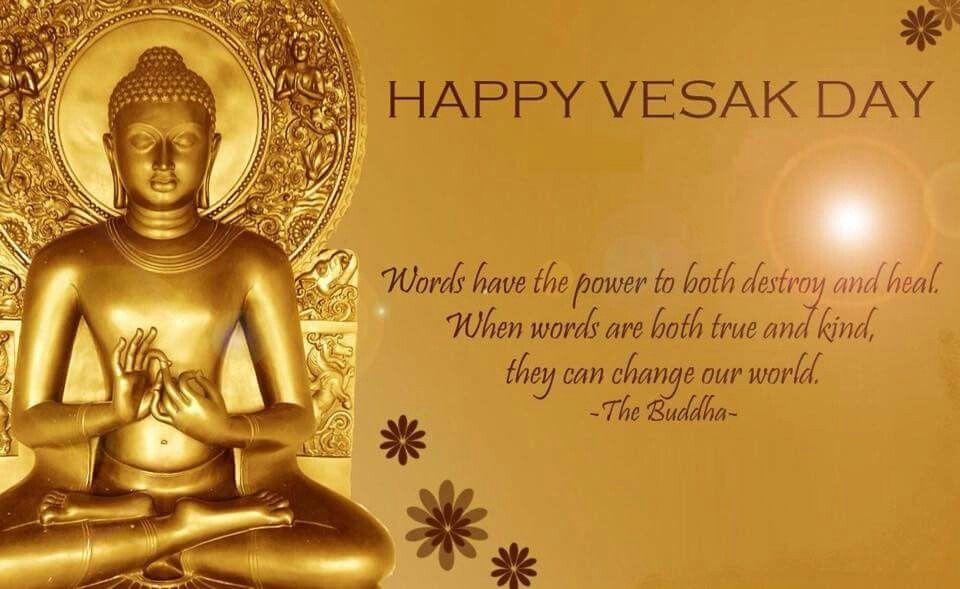 Vesak Day Buddha Happy Buddha Wesak Day