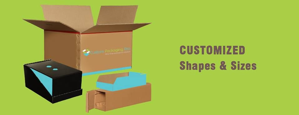 Custom Packaging and Printing Wholesale, Customized