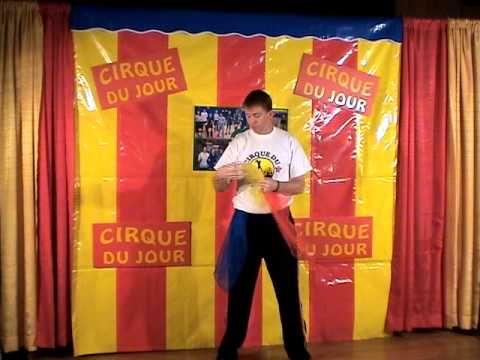 CDJ Scarf Juggling