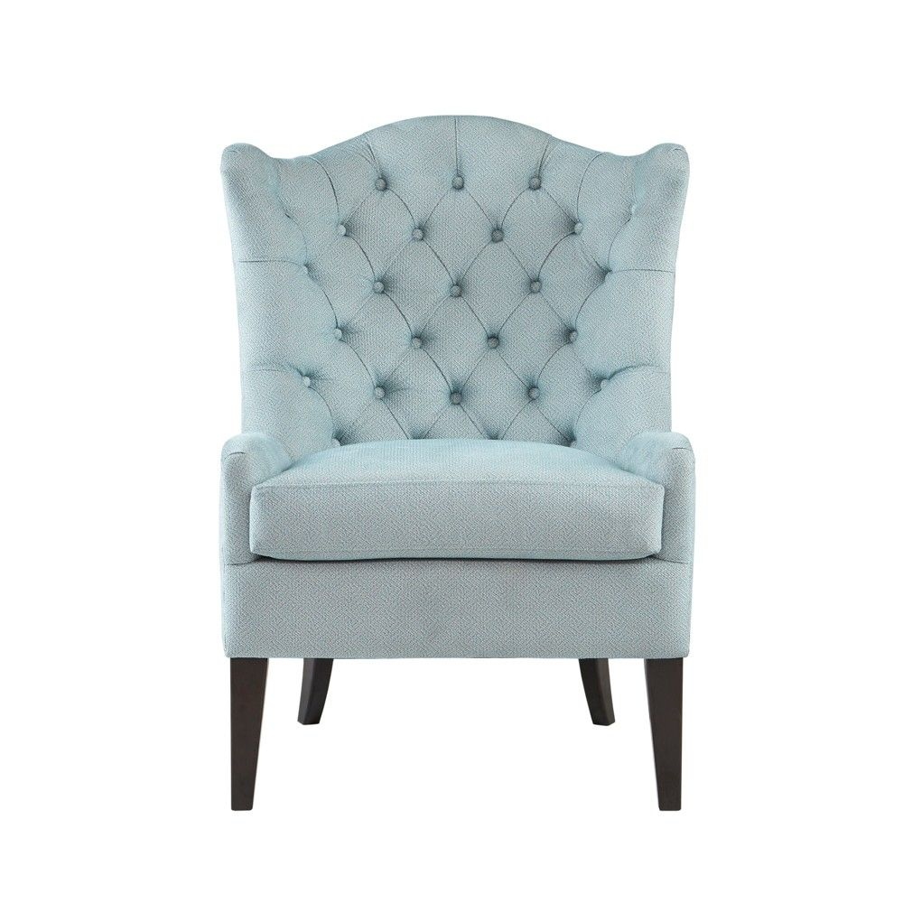 Best Silva Accent Chair Light Blue Furniture Accent Chairs 400 x 300