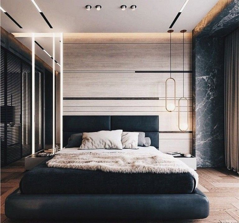 30 Top Luxury Sleeping Room Ideas For Modern Home Interior Bedrooms Bedroomdecor Bedroom Trendy Bedroom Japanese Apartment Decor Master Bedroom Inspiration