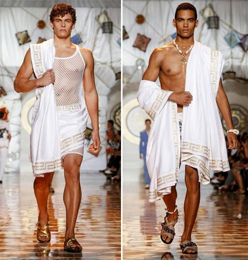Pin by Annie Watts on Fashion designers | Versace men ...