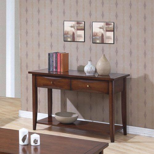 Kaiser Console Table Coaster Furniture Furniture Console Table
