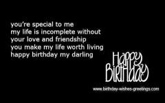Happy Birthday Quotes For An Ex Boyfriend Happy Birthday Quotes