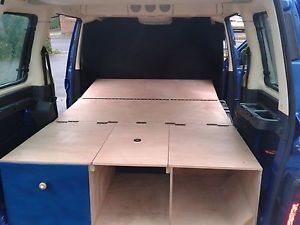 Citroen Berlingo Camper Conversion Fishing Surfing Walking Festivals Camper Kamperen Ebay