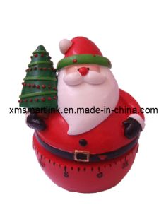 christmas santa mechanical kitchen timer christmas countdown timer cooking timer on made in