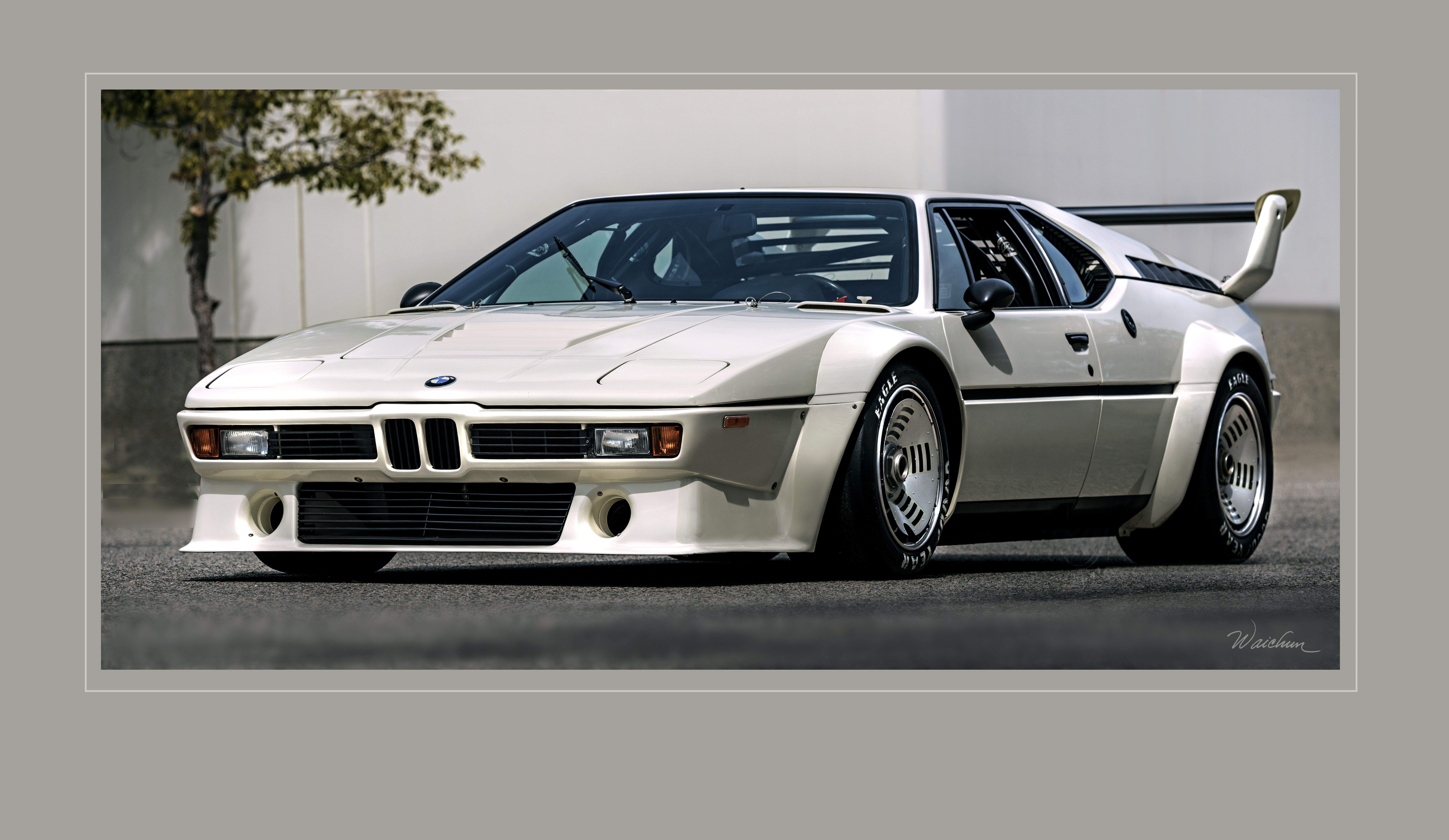 Bmw M1 Procar The World S Only New Procar Madison Zamperini Collection Bmw M1 Bmw Classic Cars