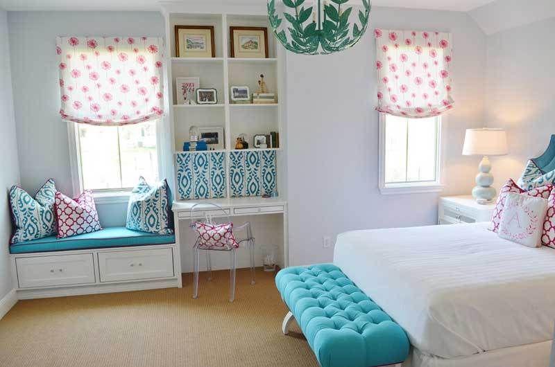 45 Teenage Girl Bedroom Design Ideas - Homeluf.com