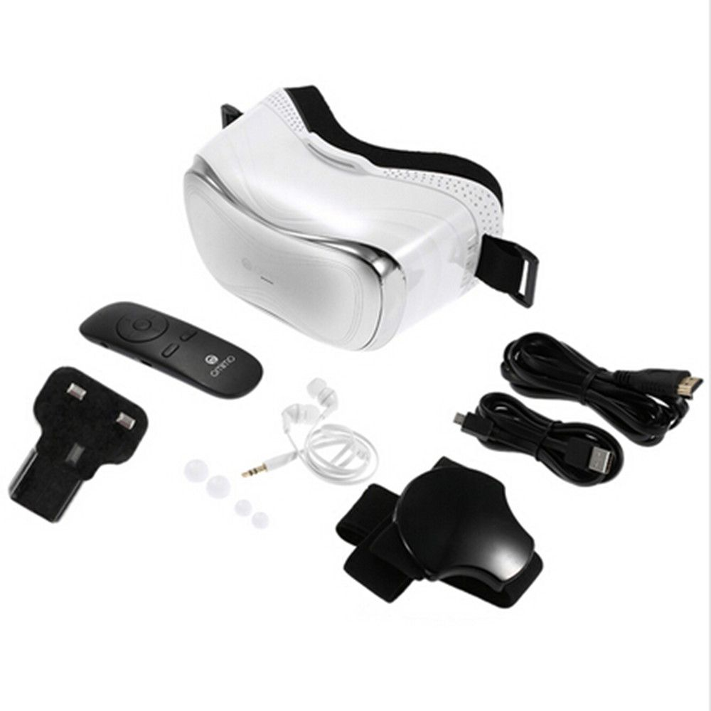 $319.00 (Buy here: http://appdeal.ru/dwry ) Omimo Immersive Virtual Reality VR 3D Video Glasses Android Octa-Core Cortex-A7 CPU HDMI WiFi Bluetooth Display Eyewear for just $319.00