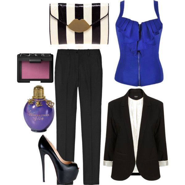3e03790c4c7 Coctail outfit with black pants