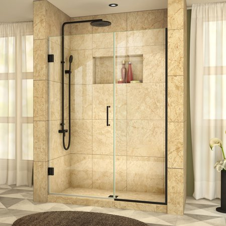 Home Improvement Frameless Hinged Shower Door Frameless Shower