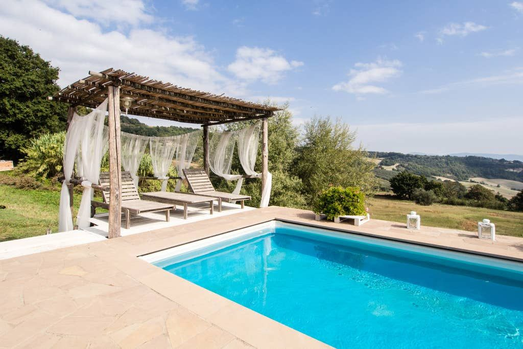Paradise In The Country Farm Stays For Rent In Celleno Lazio