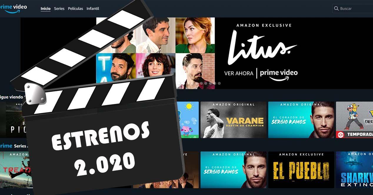 Conoce Todos Los Estrenos De Amazon Prime Video 2020 Contenido